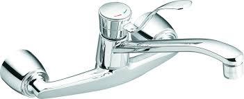 Moen Adler Faucet Brushed Nickel by Moen Single Handle Kitchen Faucet U2013 Helpformycredit Com