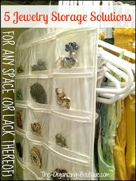 5 Jewelry Storage Solutions For Any Space