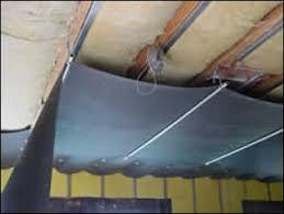 Resilient Channel Ceiling Weight by Akoestiblok Geluidisolatie Installatie Voorschriften