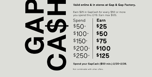 Style Cash. Earn Online And In Stores. WHAT IS GapCash ... Gap Outlet Survey Coupon Wbtv Deals Coupon Code How To Use Promo Codes And Coupons For Gapcom Stacking Big Savings At Gapbana Republic Today Coupons 40 Off Everything Bana Linksys 10 Promo Code Airline Tickets Philippines Factory November 2018 Last Minute Golf As Struggles Its Anytical Ceo Prizes Data Over Design Store Off Printable Indian Beauty Salons 1 Flip Flops When You Use A Family Brand Credit Card Style Cash Earn Online In Stores What Is Gapcash Codes Hotels San Antonio Nnnow New