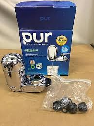 pur advanced faucet water filter chrome fm 3700b 36 27 picclick