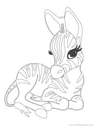 Cute Animal Coloring Pages For Adults Animals Baby Printable Wonderful