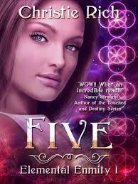Five Elemental Enmity 1 By Christie Rich