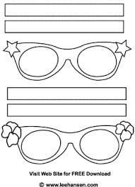Eyeglass Frames Coloring Mask