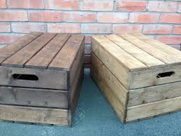 Crates With Lids
