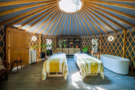 100 Spa 34 Opportunities Private Yurt Experiences Couples Clay