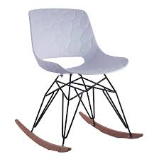 Amazon.com: TOV Furniture TOV-D3913 The Crescent Collection Modern ... Mainstays Outdoor 2person Double Rocking Chair Walmartcom Modern White Tipp City Designs Buy Edgemod Em121whi Rocker Lounge In At Contemporary On The Back Side Isolated Background 3d Model Aosom Hcom Wood Indoor Porch Fniture For Grey And Illum Wikkelso Mid Century Wire Mesh By For Sale Black And Dcor The Lifestyle I Like White Plastic Rocking Chair Brighton East Sussex Gumtree Design Classic Eames Set