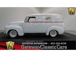 100 Truck For Sale Houston 1949 Chevrolet Panel For ClassicCarscom CC961876