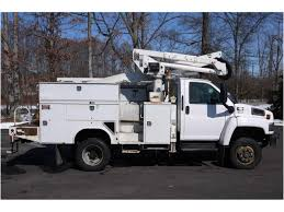 100 Bucket Trucks For Sale In Pa 2007 GMC TOPKICK C5500 Boom Crane Truck Auction