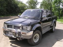 100 1996 Toyota Truck Hilux PICK UP Pictures 2446cc Diesel Automatic For Sale