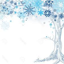 best 15 foliage winter tree clipart drawing