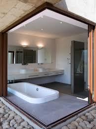 chambre salle de bain ouverte salle de bain semi ouverte vezzoni associés photo n 44