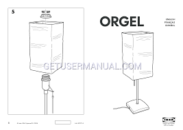 Target Floor Lamp Assembly Instructions by Ikea Lighting Orgel Table Lamp Assembly Instruction Download Free