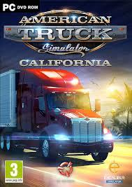 100 American Trucking Simulator Amazoncom Truck California Windows PC DVD