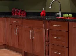 Shaker Cabinet Knob Placement by Mesmerizing Where To Place Handles On Kitchen Cabinets 66 On