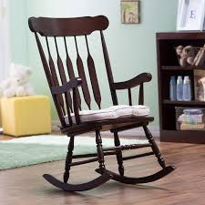 Amazon.com: Belham Living Wood Nursery Rocker - Espresso: Kitchen ... Cowhide And Leather Rocker Ruicartistrycom Rocking Chair Accent Chairs Dark Brown Wood Finish Oak Frame Glider Baby Rocker Ott Beige Presso Wood Rocking Chair Seat Baby Nursery Relax Glider Ottoman Set W Decorsa Upholstered High Back Fabric Best Reviews Buying Guide June 2019 Own This Traditional Espresso Colour Plywood Geneva Dove Rst Outdoor Alinum Woven Seat At New Folding Bed Shower Decorate With Amazoncom Belham Living Kitchen
