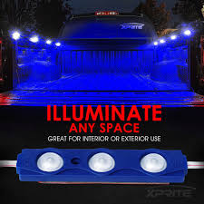 8 Blue LED Rock Light Pods Truck Bed Lighting Kit | Xprite Truck Bed Lighting Kit 8 Modules Free Installation Accsories Cheap System Find Opt7 Aura 8pc Led Sound Activated Multi Lumen Trbpodblk 8pod Lights Ford F150 Where To Buy 12v White Light Strips For Cars Led Light Deals On Line At Aura Pod Multicolor With Remotes 042014 Rear Tailgate Emblem 2 Tow Hitch Cover White For Chevy Dodge Gmc Ledglow Installation Video Youtube 8pcs Rock Under Body Rgb Control