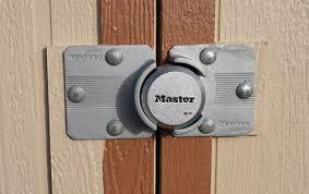 shed door latch tuff shed locking door handle garden shed ideas