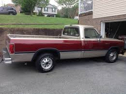 1992 Dodge Ram D150 | DODGE Pickup's| 1970 & '71 With 1972 -1993 ...