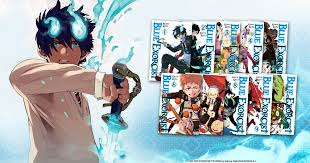 Viz Artwork by Viz Blog Blue Exorcist Digital Manga Sale