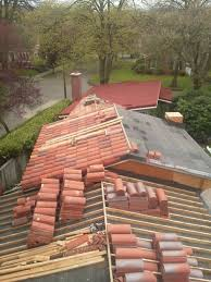 clay concrete tile roof repair in the pacific northwest cc l