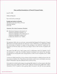 How To Write French Formal Letter French Cover Letter Example