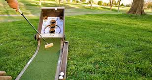 The Puttskee Is The Perfect Marriage Of Skeeball And Golf Toys Games Momeaz Chippo Golf Game Build Quickcrafter Best Of Diy Pinterest Patriotic Ladder Blog Artificial Grass Turf Southwest Greens Amazoncom Rampshot Backyard Amazon Launchpad Gold Rush Outdoor Mini Nice Design And Ideas 2016 Artistdesigned Minigolf Course Blongoball Ball Gift Ideas And Things I Like Photo Gallery Of Mer Bleue 5 Ways To Add Play Your Yard Synlawn