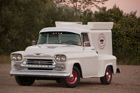 A Wicked Awesome 1958 Chevy 3100 Ice Cream Truck Photo & Image Gallery