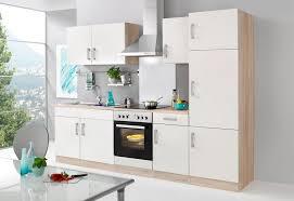held möbel küchenzeile toronto mit e geräten breite 270 cm kaufen otto