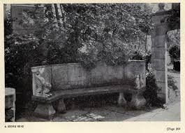The Tin Shed Furniture Mattress Highland Il by A Garden Of Peace By F Frankfort Moore
