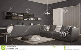 100 Scandinavian Modern Design Living Room With Kitchen Dining Table Sofa And