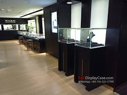 JS026 Hot Sale Jewelry Store Display Cases For Showcase