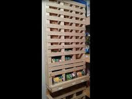 Pantry Magic Rotating Can Rack Organizer DIY