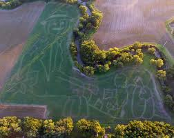 Halloween Express Wichita Ks Hours by Giant Corn Maze Pumpkin Patch Jumping Slide And More The