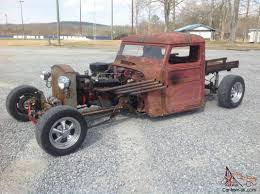 1951 Jeep Willys Pickup Rat Rod