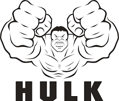 Beautiful Incredible Hulk Coloring Pages 93 For Free Kids With