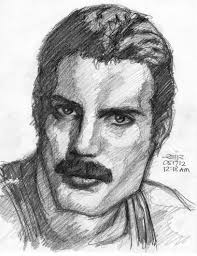 Freddie Mercury Death Bed by Ging Explore Ging On Deviantart