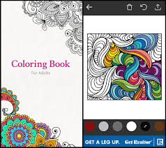 Superb Coloring Book App The Best Adult Apps