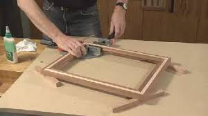 specialized miter sled picture frames series finewoodworking