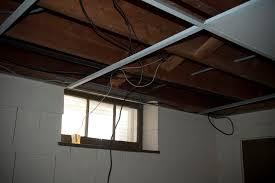 Best Drop Ceilings For Basement by Sumptuous Design Basement Lighting Drop Ceiling Best 25 Ceiling