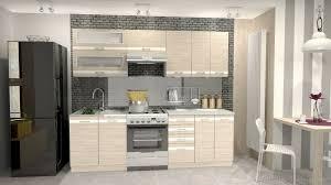 neu küche küchenzeile latte pickard 180 240 cm mit arbeitsplatten