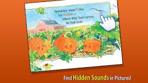 Spookley The Square Pumpkin Book Amazon the legend of spookley the square pumpkin on the app store