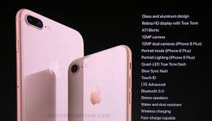 iPhone 8 Manual User Guide and Instructions