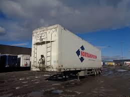 100 Used Moving Trucks Kraker MOVING FLOOR 425 M CF503 HYDRAULIC OPENSIDE Walking
