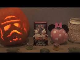 New Stormtrooper Pumpkin Stencil by Storm Trooper Pumpkin Carving 2015 Youtube