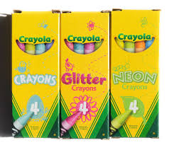 Crayola Bathtub Crayons Collection by Crayola 2014 4 Count Boxes What U0027s Inside The Box Jenny U0027s Crayon