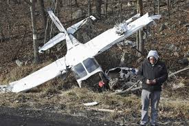 Haunted Attractions In Pa Near Allentown by Two Walk Away From Plane Crash