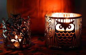 Owl Candle Holder s and for