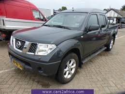 NISSAN Navara 2.5 DCi #65075 - Used, Available From Stock
