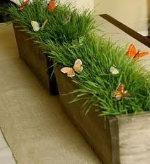 Try Using Grass For A Simple